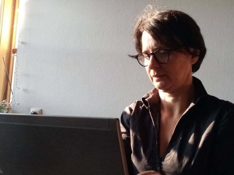 Susanne Aigner Videokoferenz